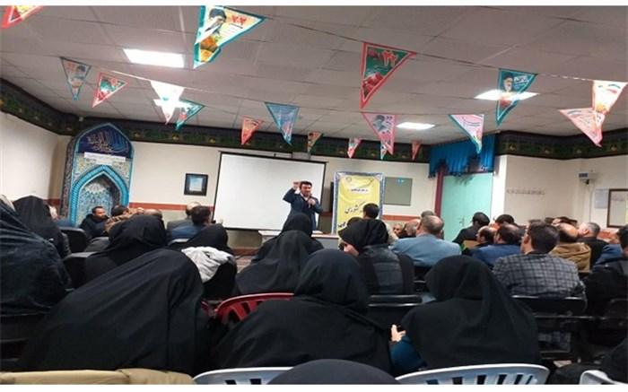 معاون پرورشی و فرهنگی اداره کل آموزش وپرورش اردبیل