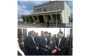 افتتاح دو مدرسه در تالش و آستارا