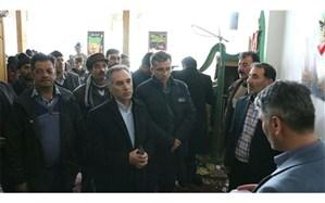 آغاز بهرهبرداری از طرح گازرسانی به ۶۳ روستای استان اردبیل