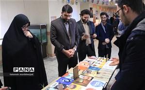 """نمایشگاه"""" مدرسه انقلاب98"""" دبیرستان علامه حلی 3 منطقه 1"""