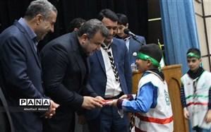 برگزیدگان پویش فرهنگی «سپاس سردار» در مازندران تجلیل شدند