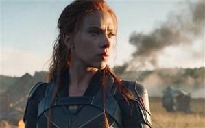 ظاهر جدید اسکارلت جوهانسون در اولین تصاویر از فیلمبرداری دوباره فیلم»بلک ویدو«