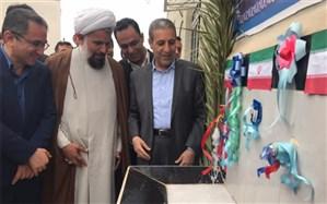 افتتاح و آغاز عملیات اجرایی 960 میلیارد ریال پروژه در شهرستان دیر