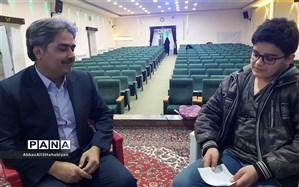 فرهنگ غنی ادب فارسی  می تواند راه حل بسیاری از مشکلات  تربیتی ما باشد