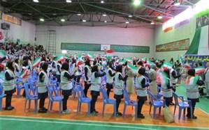 همایش یاوران انقلاب در شاهین دژ برگزار شد