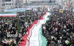 دعوت رئیس سازمان دانش آموزی استان خراسان شمالی برای شرکت دانش آموزان  در راهپیمایی 22بهمن