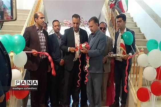 افتتاح آموزشگاه ۹ کلاسه شهید کرامت الله موسوی در نی ریز