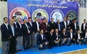افتخاری دیگر برای تیم کاراته مردان  شهر قدس