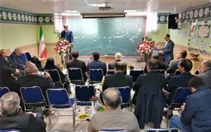 افتتاح مدرسه خیرساز فدک در منطقه12