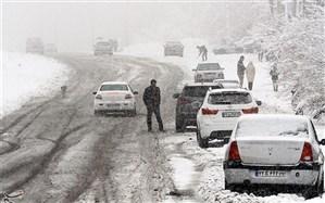 بارش برف و کولاک در آذربایجانغربی ادامه خواهد یافت