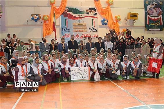 مانورتشکیلاتی  یاوران انقلاب در کرمانشاه