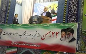 معاون وزیر آموزش وپرورش: سردار سلیمانی الگوی رسیدن به تمدن اسلامی است