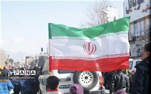برگزاری راهپیمایی ۲۲ بهمن ، نماد   همبستگی ،اقتدار و  اتحاد  جمهوری اسلامی ایران در برابر استکبار جهانی 