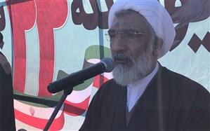 مشاور رئیس قوه قضاییه :کشور ایران، جزیره امن و لنگرگاه اقتدار در منطقه به شمار میرود