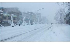 مسدود شدن 204 راه روستایی قزوین؛ عملیات بازگشایی آغاز شد