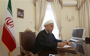 روحانی درگذشت برادر تخت روانچی را تسلیت گفت