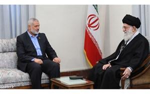 پیام «اسماعیل هنیه» به رهبر معظم انقلاب اسلامی