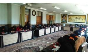 دوره آموزش خبرنگاری خبرگزاری پانا در شهرستان اقلید برگزار شد