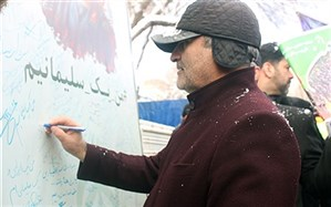 پاشایی: یکی از نمادهای حضور مردم در صحنه های انقلاب حضور در پای صندوق انتخابات است