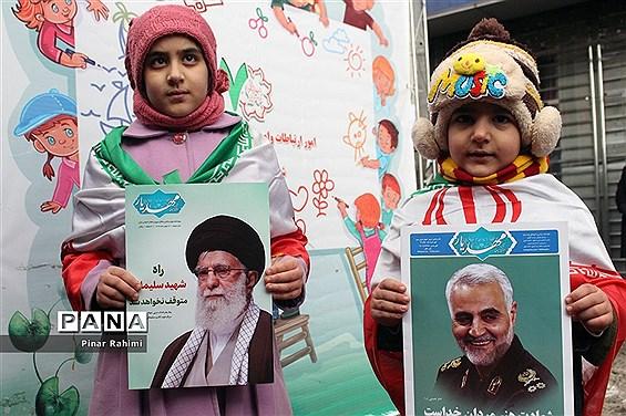 راهپیمایی 22 بهمن ماه در تبریز-3