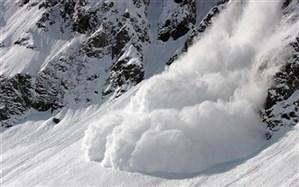 وقوع کولاک و بهمن در نواحی کوهستانی گیلان