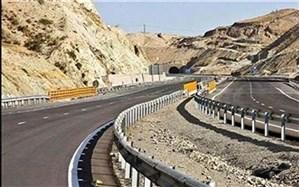 قطعه یک آزادراه تهران-شمال  به بهره برداری رسید