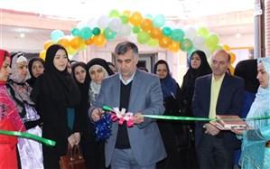 افتتاح  نمایشگاه توانمندی های زنان اسلامشهر