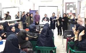 برگزاری رویداد کارآفرینی در هنرستان شیخ محمد بلیغ فیروزکوه