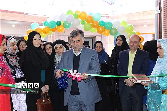 نمایشگاه توانمندیهای زنان شهرستان اسلامشهر