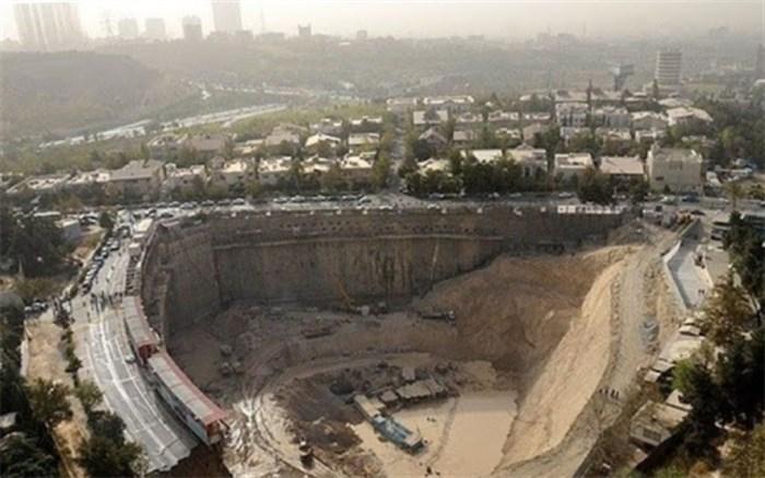 ۱۲۰ گود پرخطر در تهران