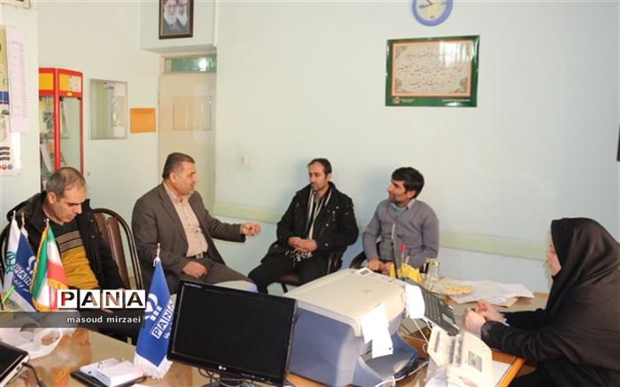 سازمان دانش آموزی قزوین