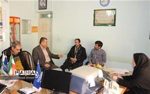 نشست هم اندیشی کارشناسان سازمان دانش آموزی قزوین برگزار شد