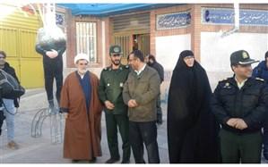 اعزام کاروان راهیان نور دانش آموزی پسران شهرقدس به مناطق عملیاتی جنوب کشور