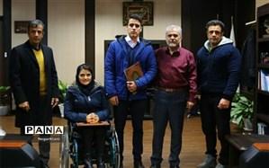 تجلیل از قهرمانان ورزشی باقر شهر