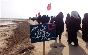 اجرای طرح نوروزی اردوی راهیان نور در ورامین