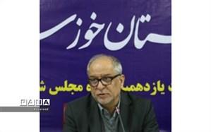 رئیس ستاد انتخابات خوزستان خبر داد:۳ میلیون و پانصد و شصت هزار نفرواجد شرایط رای دادن هستند