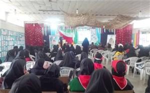 یادواره شهدا در دبیرستان دخترانه شهید احمد نادی بوشهر برگزار شد