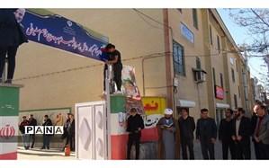 نامگذاری هنرستان کاردانش به نام شهیدسپهبد حاج قاسم سلیمانی