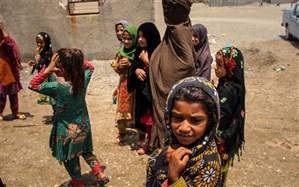 چشمهای منتظر مردم بلوچستان
