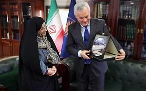 ضرورت اشتراکگذاری منابع دیداری و شنیداری ایران و تاجیکستان