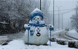 برف و باران آذربایجان غربی را فرا می گیرد