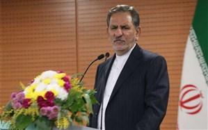 جهانگیری: ملت ایران از تحریم و کرونا سربلند بیرون آمد؛ گرانی هنوز برای مردم آزار دهنده است