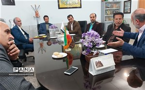 جلسه هم اندیشی مسابقات هنرهای نمایشی آوایی در کاشمر برگزار شد