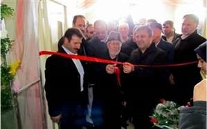 افتتاح و کلنگ زنی دو مدرسه 6 کلاسه روستایی  در سراب