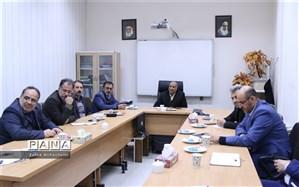 جلسه هم اندیشی به مناسبت هفته امور تربیتی در اداره کل شهر تهران