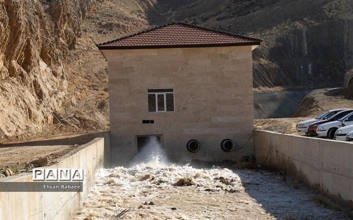 سفر وزیر نیرو به  شهرستان درگز و افتتاح سد ابیورد