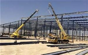 احداث ناحیه صنعتی در تازهشهر با ظرفیت ۵۰ واحد تولیدی آغاز شد