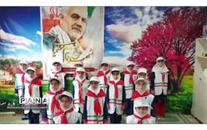گرامیداشت یاد سردار شهید حاج قاسم سلیمانی در رشت