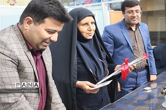 تکریم همکاران زن سازمان دانشآموزی استان بوشهر