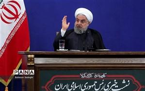 روحانی: دولت پای عهد خود تا ساعت آخر خواهد بود/ با ضعف پای میز مذاکره نمیرویم